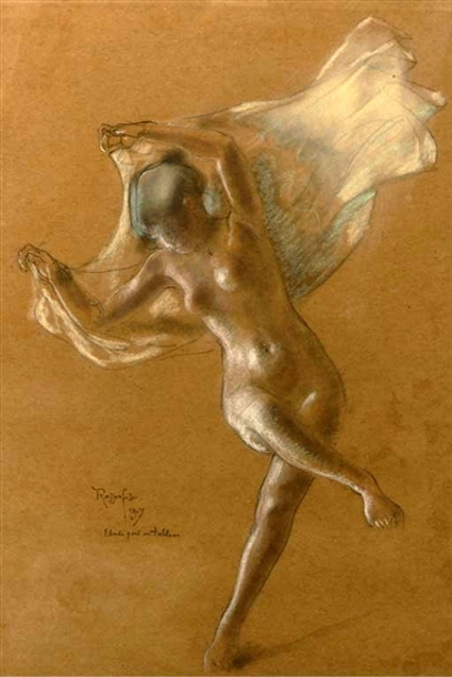 The Dancer - A Study