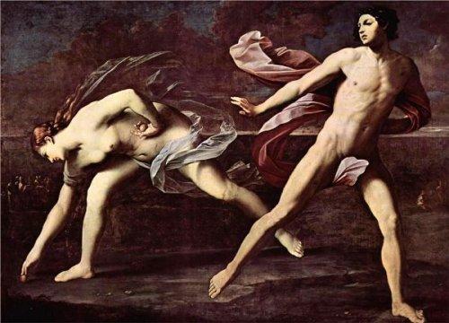 Atalanta And Hippomenes