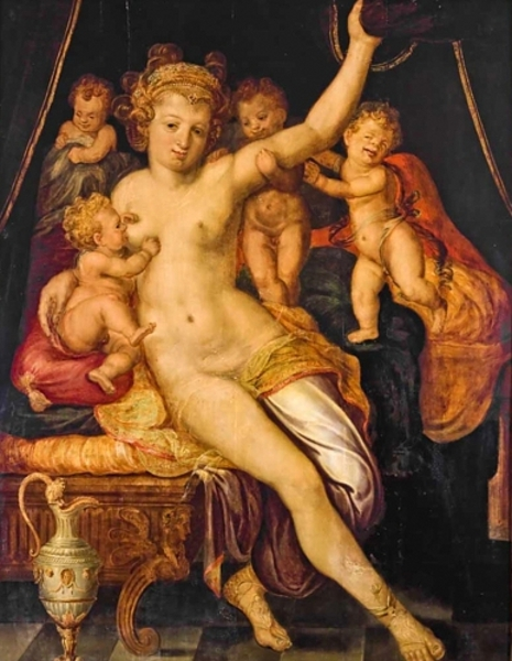 Caritas - Allegory Of Charity