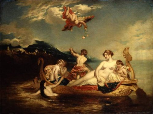 The Coral Finder - Venus And Her Youthful Satellites