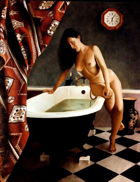 Alison On Bath