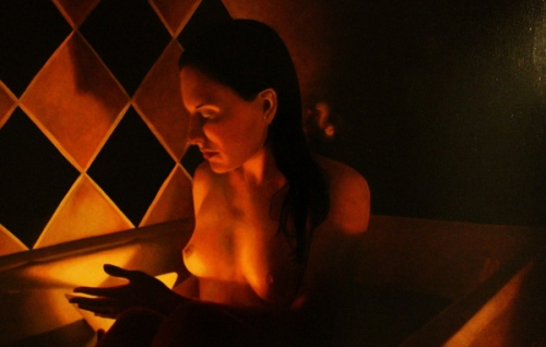 Candlelit Bath