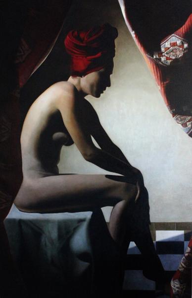 Hommage To Vermeer