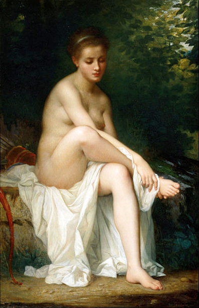 Ismenie, Nymph Of Diana