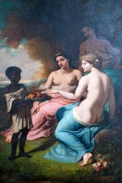 La collation des Muses