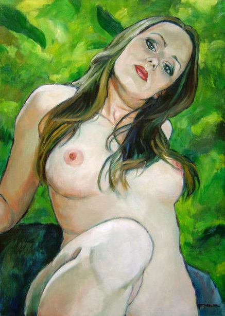Molina Fidel  La Conchiglia Di Venere-3127