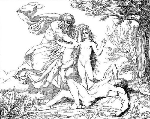 Naissance d'Ève