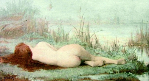 Nymph By The River