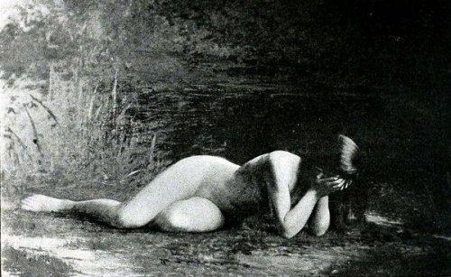 Nymphe qui pleure