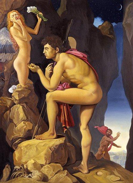 Oedipus Fingers Oedipus Finks