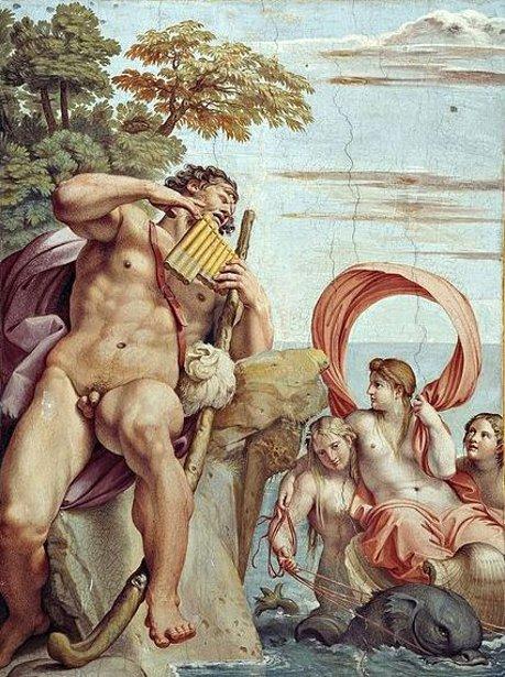 Polifemo e Galatea