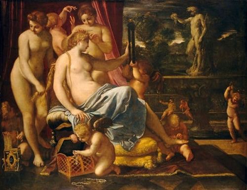 Venus And The Graces