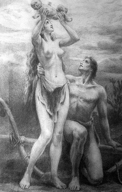 Adam And Eve, The Child Cain