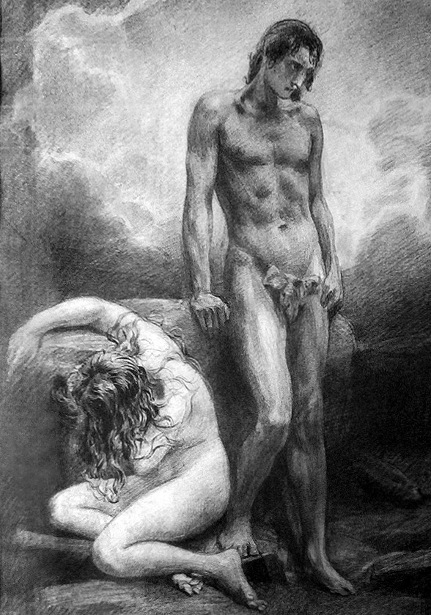 Adam And Eve, The Fall Of Man