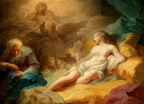 Aegina And Zeus