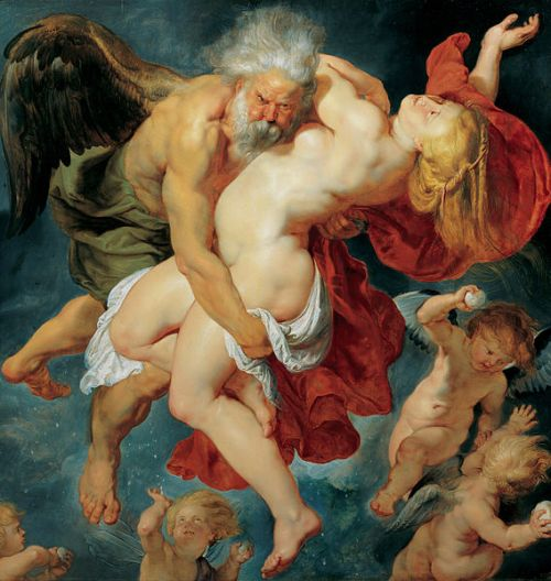 Boreas Abducting Orithya