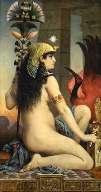 Egyptian Woman - Cleopatra