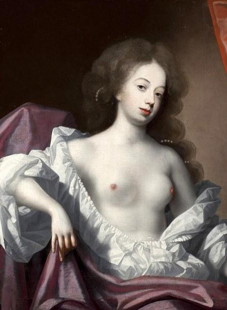 Nell Gwyn (King Charles II's Mistress)