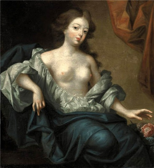 Nell Gwyn Seated