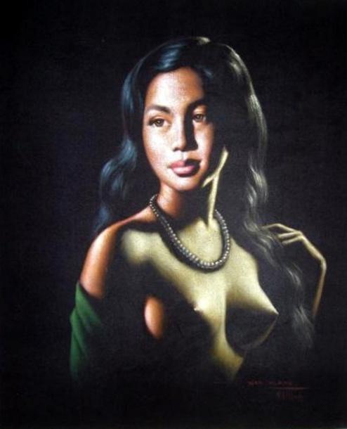 Polinesian Girl