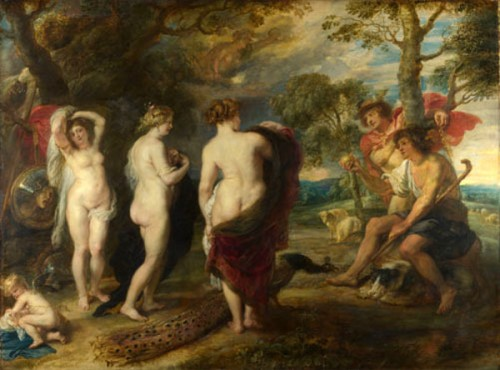 The Judgement Of Paris II