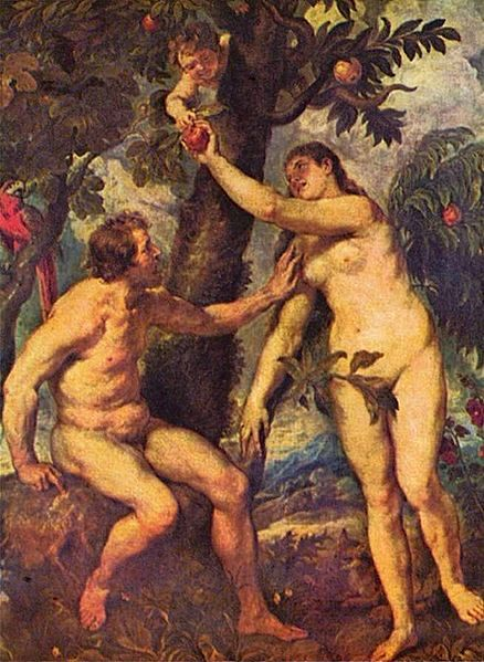 Adam And Eve - The Fall of Man