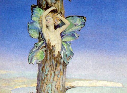 Ariel (detail)