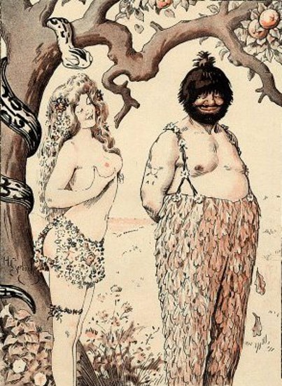 Eve Eternelle - Le Pépin pour la Pomme