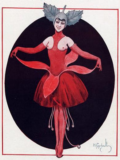 La Danseuse Fuchsia