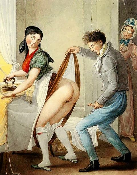 La Repassence (Ironing)