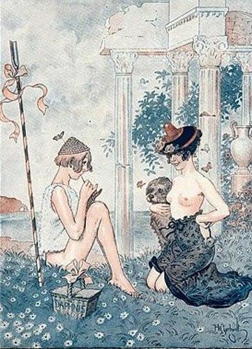 M. et Mme Daphnis