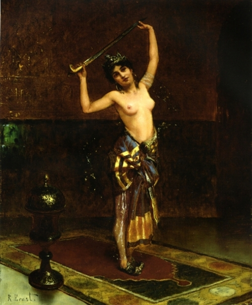 The Sword Dancer