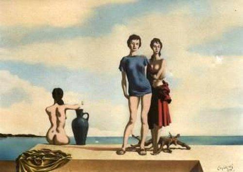 L'attente de trois femmes