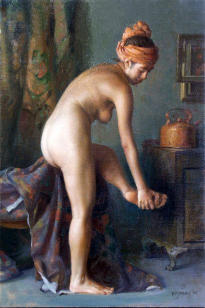 nicole briscoe in the nude