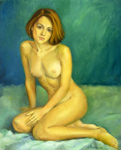 Nude Head And Full Body
