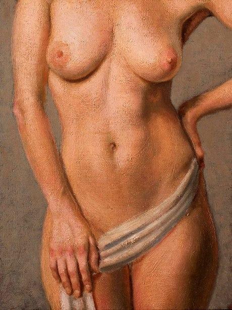 Nude Study 2