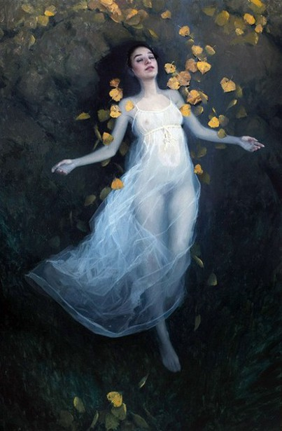 Ophelia - Floating