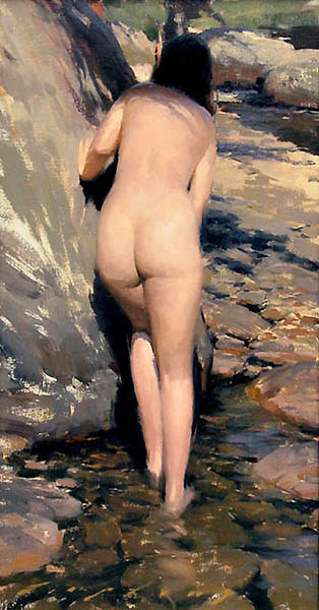 Plein Air Nude