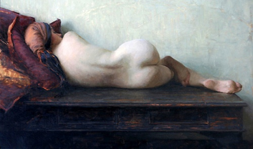 Reclining Nude 3