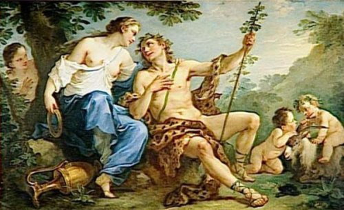 Bacchus And Ariadne 2