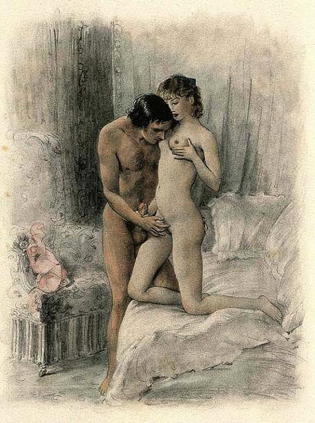 Художественный Порно-роман
