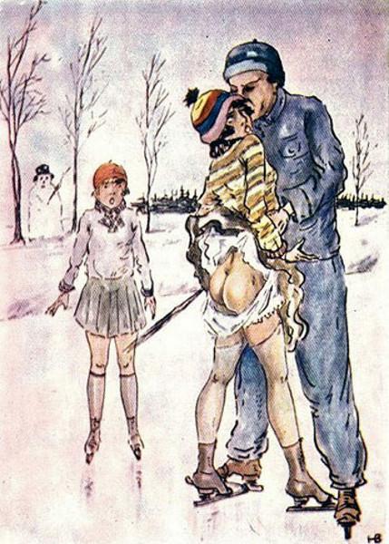 Bestrafung am Eisplah