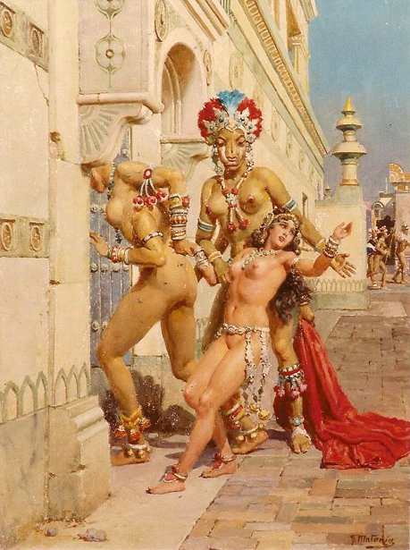 Dejah Thoris, Princess Of Mars