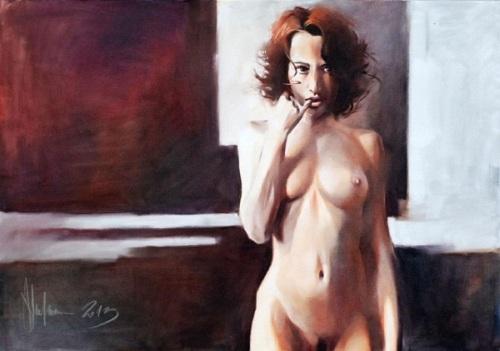 Nude Posing