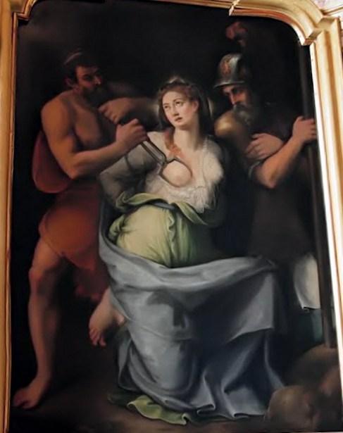 Santa Margherita,  Duomo di Mantova
