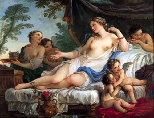 The Awakening Of Venus