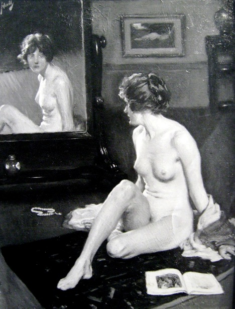 The Model And The Mirror