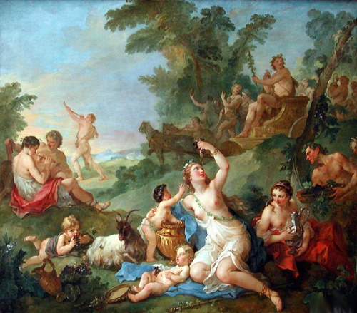The Triumph Of Bacchus 2