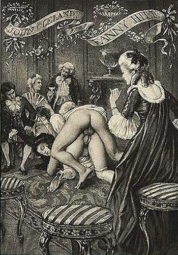 Fanny Hill 1 - The Ceremonial Of Fanny's Initiation