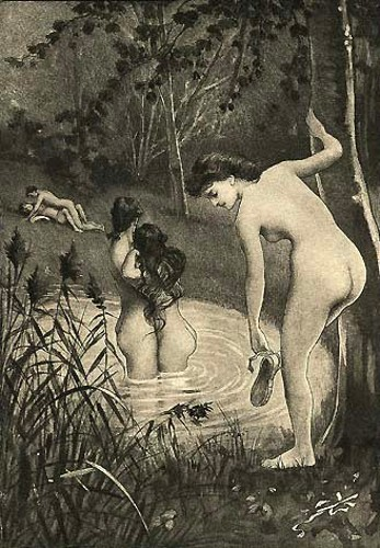 Fanny Hill 10 - The Bathing Party
